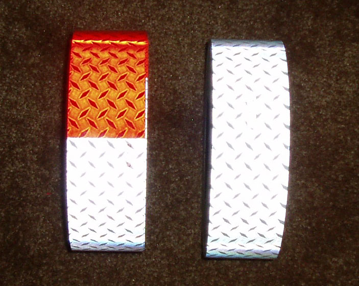 reflexite diamond plate dot tape