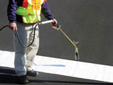 12 inch preformed thermoplastic crosswalk