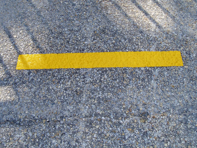 parking lot striping tape